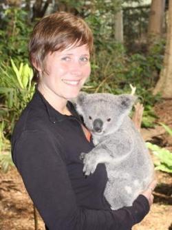 Emm et son koala