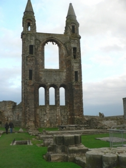 St Andrews (vestiges)