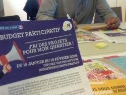 Permanence Budget participatif