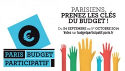 Lancement du Budget Participatif Parisien