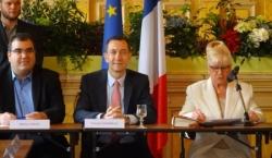Premier Conseil d'arrondissement de la Mandature 2
