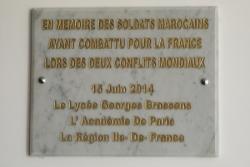 Résistance marocaine