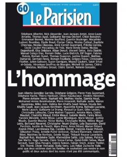 Hommage aux victimes du terrorisme djihadiste