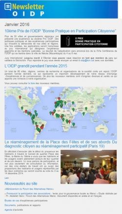 L'OIDP rend hommage à Paris19