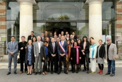 La nouvelle équipe municipale de Paris19