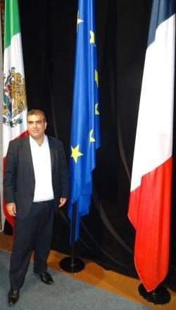 Rencontre avec le Président du Mexique