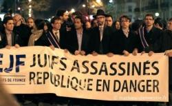 Rassemblement à Paris