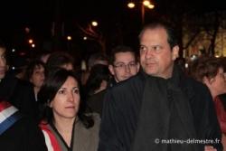 Sandrine Mazetier et Jean Christophe Cambadelis co