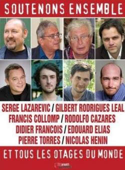 Mobilisation les otages français