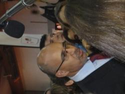 Harlem Désir, nouveau 1er secrétaire du PS