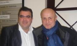 Avec Olivier Poivre D'Arvor contre le FN