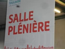 Congrès du PS 2012 à Toulouse