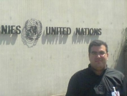 Aux Nations Unies