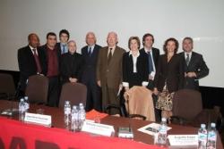 Meeting à Boulogne en faveur du Darfour