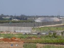 La barrière de sécurité