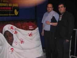 Julien Dray engagé pour le Darfour