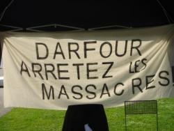Darfour : stop aux massacres