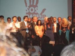 Initiative pour le Darfour au théâtre de la Madele
