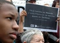 Euromanifestation pour le Darfour
