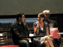 Mahor Chiche et Daniela Lumbroso