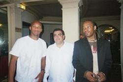 Alain et Abd Boumsong engagés pour le Darfour