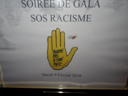 Diner des Parrains de SOS Racisme 2016