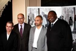 Les quatre derniers Présidents de SOS Racisme