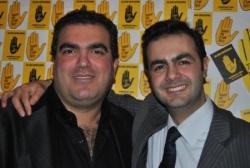 Mahor Chiche et Avi Bitton