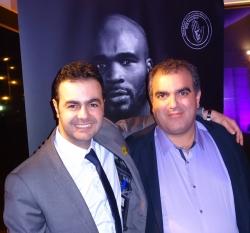 Avec Avi Biton