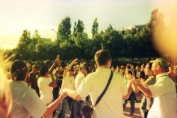 Danses contre le racisme
