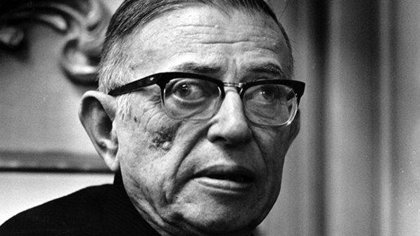 """Résultat de recherche d'images pour """"Sartre"""""""