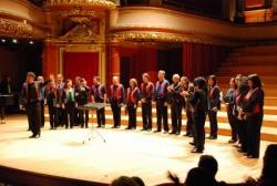 Victoria Hall, Genève, 10 octobre 2009