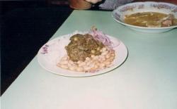 Comida de Huacho