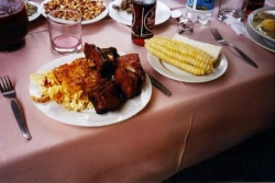 Almuerzo en Arequipa