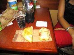 Empanadas guayas