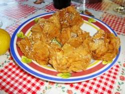 Pasteles criollos