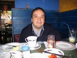 Desayuno en Quito