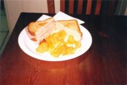 Sandwich cuencano