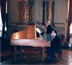 Concierto con Johnn Miller en el Teatro Colón