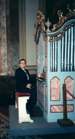 Recital en Catedral Bs. As.