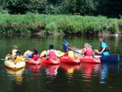 Séjour Accrobranche Kayak Escalade