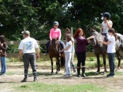 Séjour Equitation ETE 2013