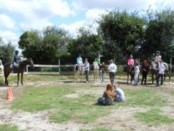 Séjour Equitation Eté 2013