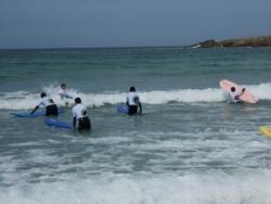 Séjour SURF AOUT 2014