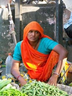 La Joconde du Rajasthan