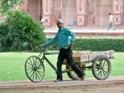 Tricycle de travail