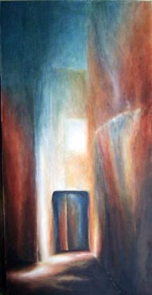 Crépuscule (100x50cm)