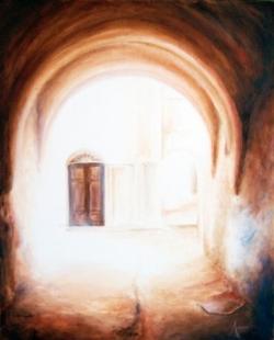 Riad (50 x 40 cm)