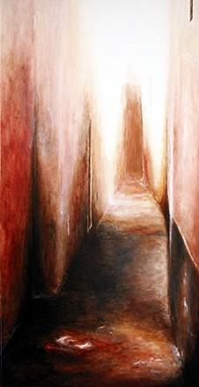 Puits de lumière (100 x 50 cm)