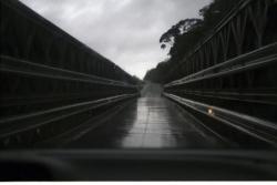 sur la route vers Régina